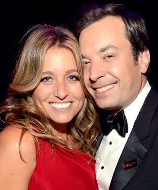 Jimmy Fallon Posted This Romantic Photo to Honor His Wife in the Best Way