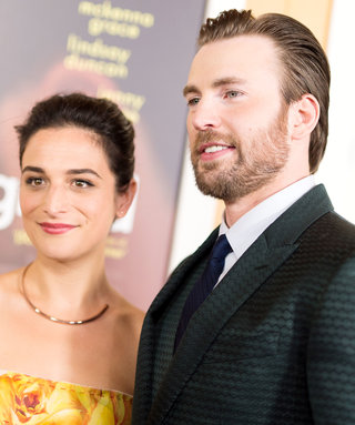 Chris Evans and Jenny Slate Spent Christmas Together—With His Family