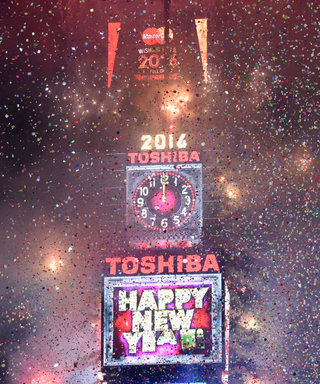 Would You Step Foot inTimes Square on New Year's Eve? I Did—and Here's What Happened