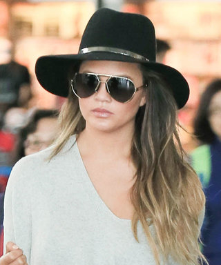 Pregnant Chrissy Teigen Wasted 8 Hours on a Flight from LAX to LAX
