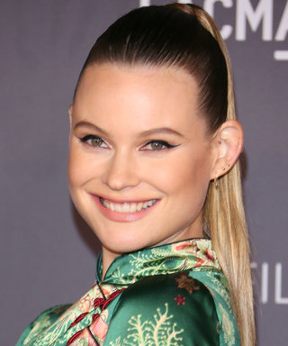 Behati Prinsloo Poses In A Bathing Suit Two Weeks After Daughter Gio's Birth