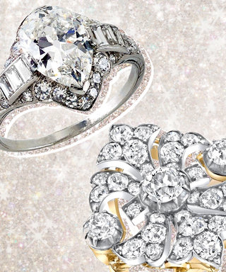 Neil Lane on How to Deal If Your Heirloom Engagement Ring Is So Not Your Style