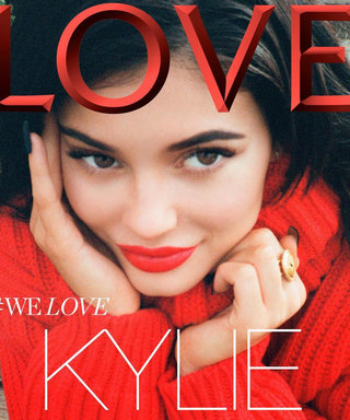 Pregnant Kylie Jenner's Red Turtleneck Sweater Is on Major Markdown