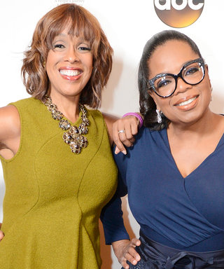 """Oprah Hosts """"Almost Weight Watchers-Approved"""" Dinner for Gayle's Bday"""
