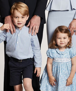 Princess Charlotte Looks After Her Big Brother Prince George, According to the Queen