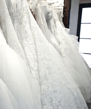 9 Curve Friendly Stores With Wedding Dresses for Every Shape
