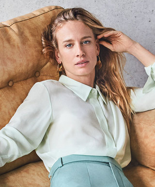 See Veteran Model Nataša Vojnović in This Season's Prettiest Trend: Pastels