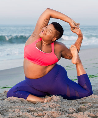 7 Empowering Ways to Start the New Year, According to Instagram Yoga Star Jessamyn Stanley