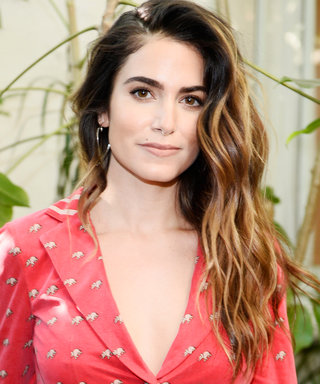 New Mom Nikki Reed Reflects on 2017 with NudeMaternity Photo