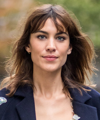 Alexa Chung Is Starting 2018 Off With a New Beauty Gig