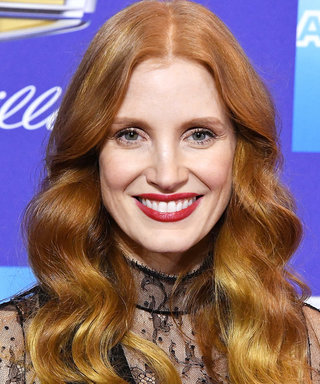 Daily Beauty Buzz: Jessica Chastain's Red Lipstick