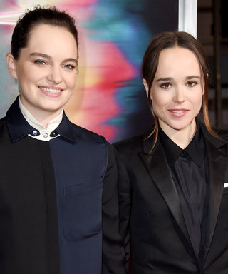 Ellen Page Got Married in a Secret Wedding and the Pictures Are Lovely