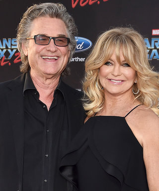 "Kate Hudson Shared the Sweetest Pic of ""Love Birds"" Goldie Hawn and Kurt Russell Cuddling"