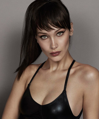 Bella Hadid's Giuseppe Zanotti Campaign Has Us a Little Distracted from the Shoes