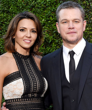 Matt Damon and Wife Luciana Barroso's Hot Australian Vacation Just Made Us Warmer