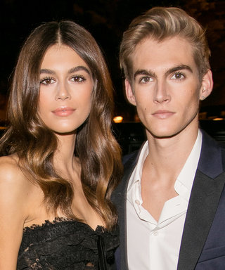 Kaia and Presley Gerber's Calvin Klein Jeans Campaign Is Cindy Crawford–Approved