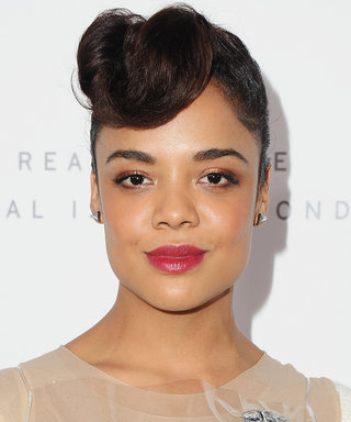 Here's Tessa Thompson's Fashion Strategy