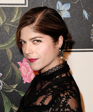 Selma Blair Flashes a Glimpse of Her Kitten Underwear in Flirty 'Gram