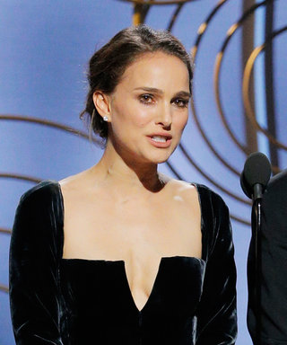 Natalie Portman Called Out the Golden Globes for Its All-Male Directing Category
