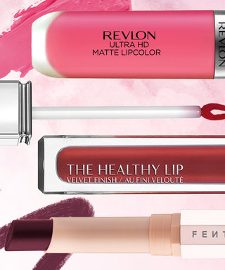 6 Comfy Matte Lipsticks You'll Forget You Even Applied