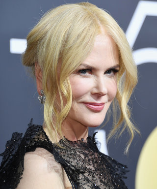 Nicole Kidman Is Now on Instagram and Her First Post Is a Winner