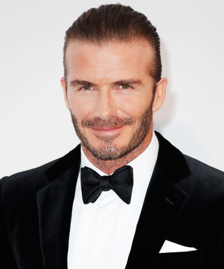 David Beckham Is Launching His Own Grooming Brand