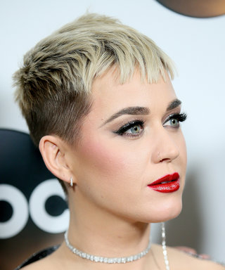 Daily Beauty Buzz: Katy Perry's Bold Eyeliner and Lip
