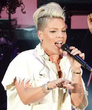 Pink Is Getting Paid Much Less Than You'd Expect to Sing the National Anthem at the Super Bowl