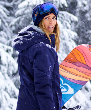 Olympic Snowboarder Torah Bright On Fitness, Diet, and How to Have Sexy Hair After a Day on the Slopes