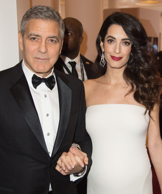 George and Amal Clooney's Handwritten Thank-You Note Will Make You Swoon