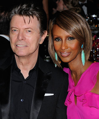 See Iman's Tribute to David Bowie on the Second Anniversary of His Death