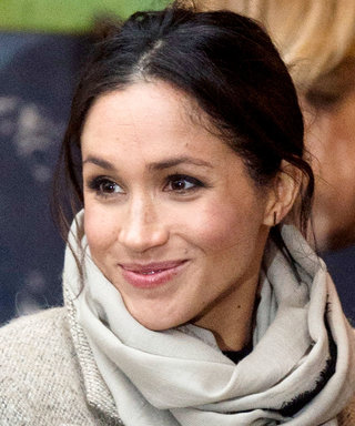 You Must See This Adorable Video of Meghan Markle Realizing She Has Royal Fans