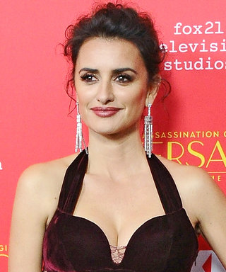 Penélope Cruz Nails the Crime Story Premiere Red Carpet Amid Controversy with the Versace Family