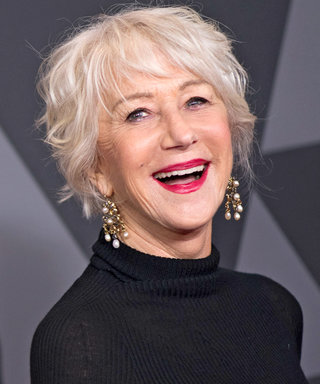 Helen mirren cosmetic ad