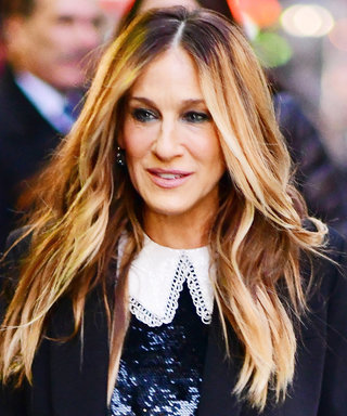 Sarah Jessica Parker Shows Us How to Make Sequins Daytime Chic