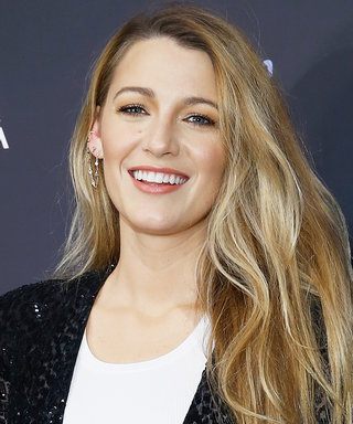 """Blake Lively's Outfit for Her """"Mom's Night Out"""" Looks Totally Different from the Back"""