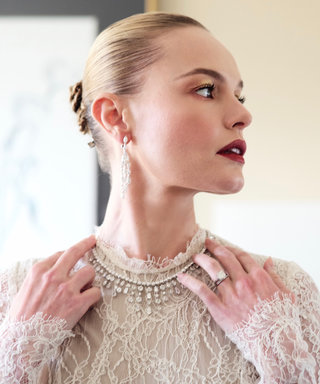Kate Bosworth Wore White To The Critic's Choice Awards. Here's Why.