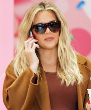 Pregnant Khloé Kardashian Takes a Page Out of Kim's Maternity Style Playbook