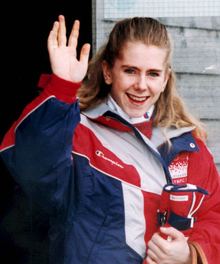 Did You Notice That Tonya Harding Always Carried This Louis Vuitton Bag?