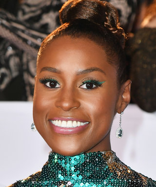 Daily Beauty Buzz: Issa Rae's Emerald Green Cat Eye
