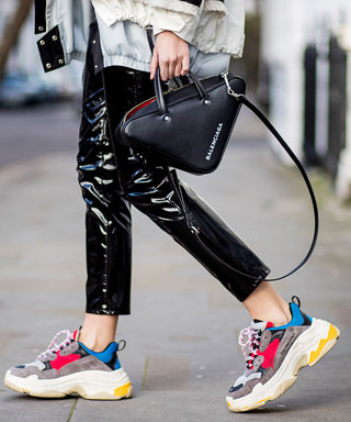 Futuristic Sneakers Inspired By Those Balenciaga's Everyone's Wearing
