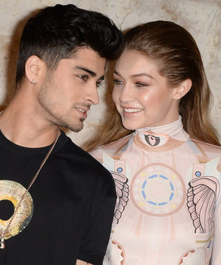 Fans Think Zayn Malik Got Gigi Hadid's Eyes Tattooed on His Chest