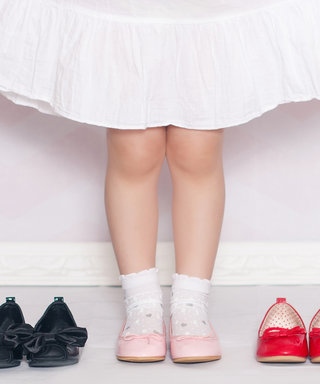 The Cutest Shoe + Sock Pairings For Your Little Ones