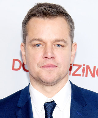 Matt Damon Regrets His Previous Sexual Misconduct Comments