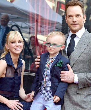 How Anna Faris and Chris Pratt Are Raising Their Son Since Filing for Divorce