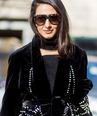 Winter Fashion Trends: Must Have Black Velvet Coats for 2018