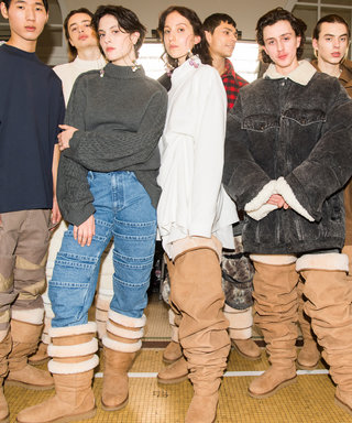 Can Men Get Away with Wearing Thigh-High Ugg Boots?