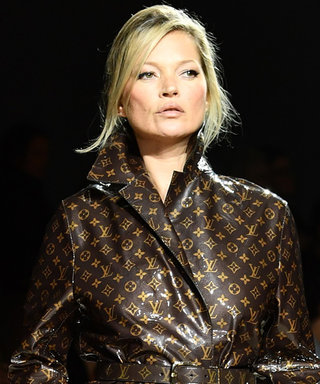 Kate Moss Hit the Runway for the First Time in 5 Years—and Naomi Campbell Was by Her Side