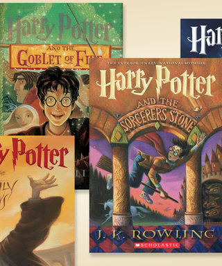Your Favorite Harry Potter Books Are Getting Major Makeovers This Year