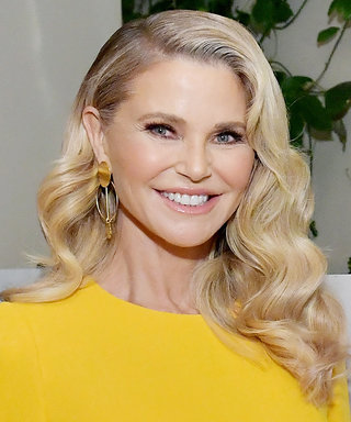 Daily Beauty Buzz: Christie Brinkley's Retro Waves